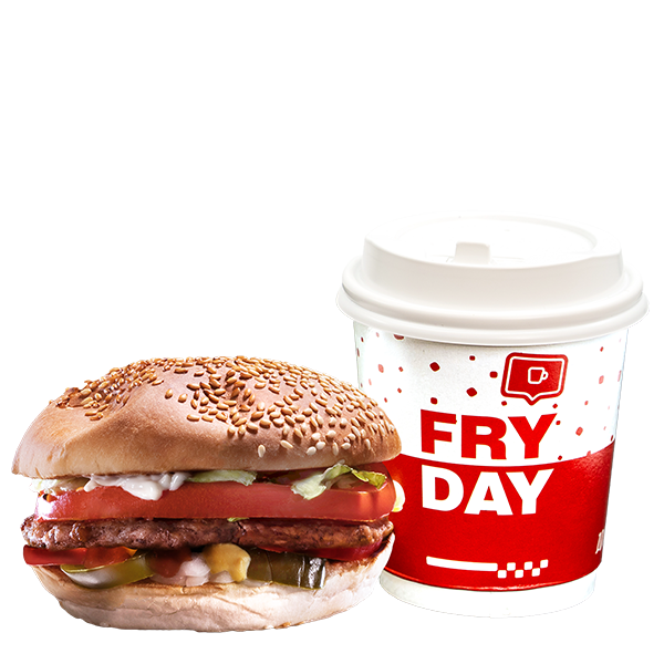 Mini Dejun Burger