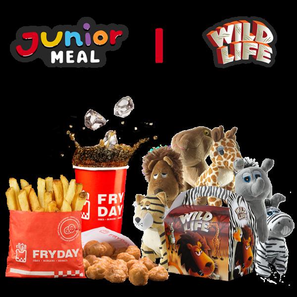 Junior Meal Chicken Bites