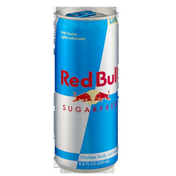 RedBull Sugar Free