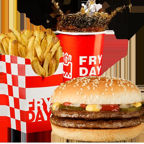 Meniu Burger Vită